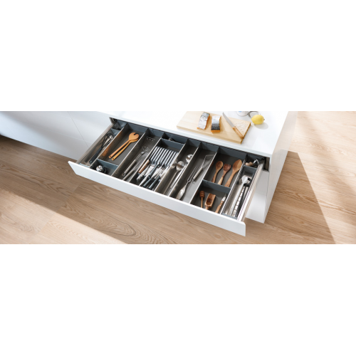Base cabinet with 3 drawers for Kitchen cabinets 500mm depth